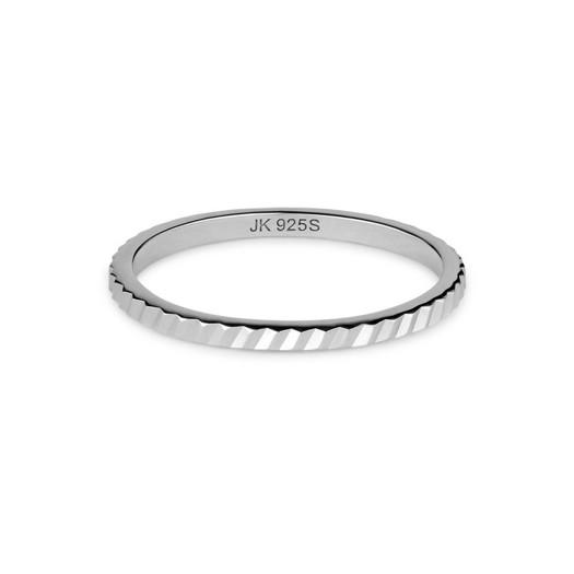 Jane Kønig - Small Reflection Ring i sølv