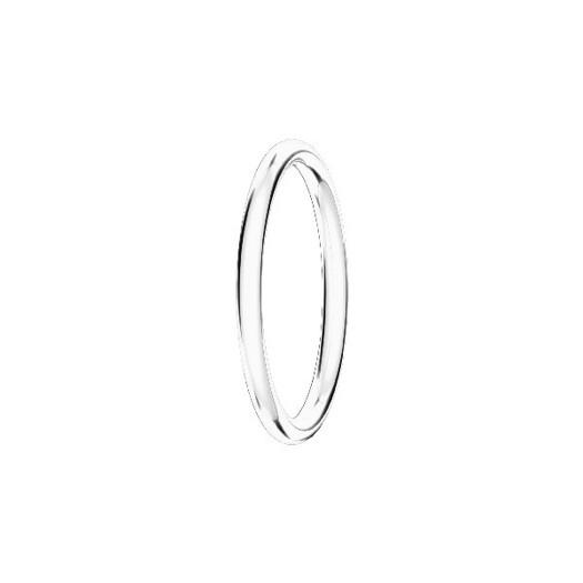 Spinning Jewelry rhodineret sølv ring - Epic Ring
