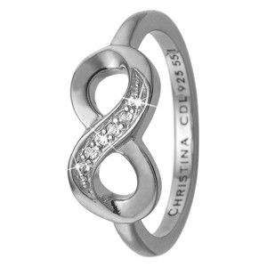 Christina Collect - Eternity sølv ring