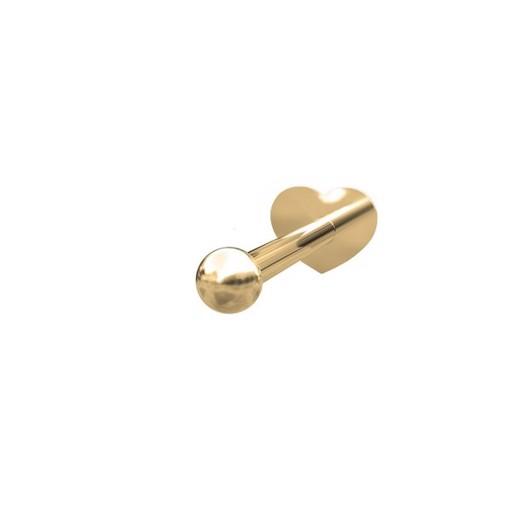 Piercing smykker - Pierce52, 14 kt. Labret-piercing
