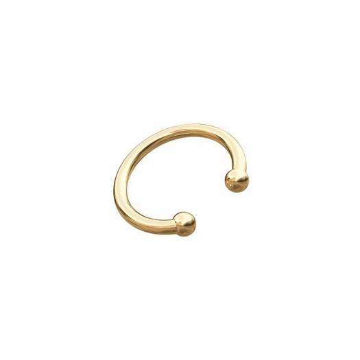 Piercing smykker - Pierce52 ear cuff i 14kt. guld