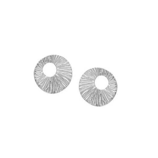 Billede af Drømmefanger Øreringe i Sølv - MINI