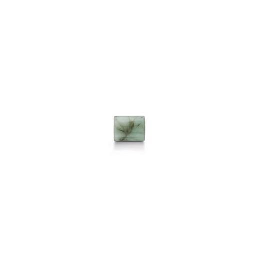 Black Sun GREEN EMERALD Perle grøn smaragd fra Mads Z