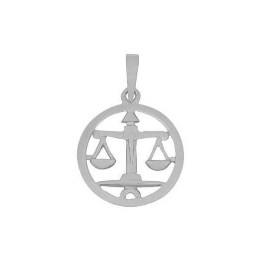 Stjernetegn i sølv - 2 størrelser - VÆGT