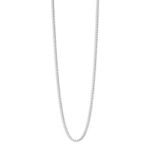 Jane Kønig anker kæde sølv - vælg mellem 4 længder