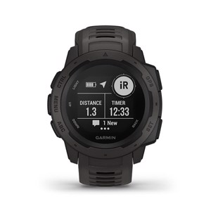 Garmin - Instinct, Graphite