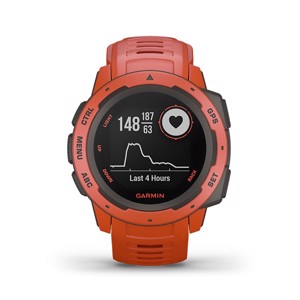 Garmin - Instinct, Flaming red