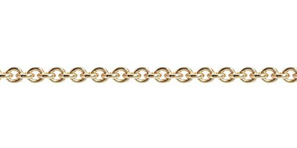 ba46a72f890 Guldkæder i 8-14 kt - guld halskæder - guld halskæder til mænd og damer-  guldhalskæder
