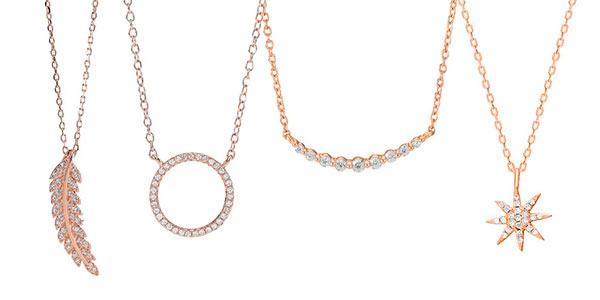 4e760925bdf Halskæder i sølv og guld til kvinder og mænd - SPAR -10 %