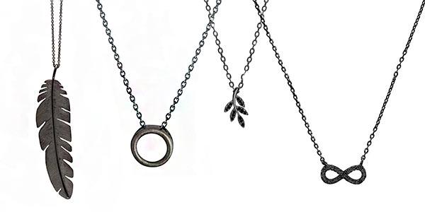 halskæder til kvinder sølv