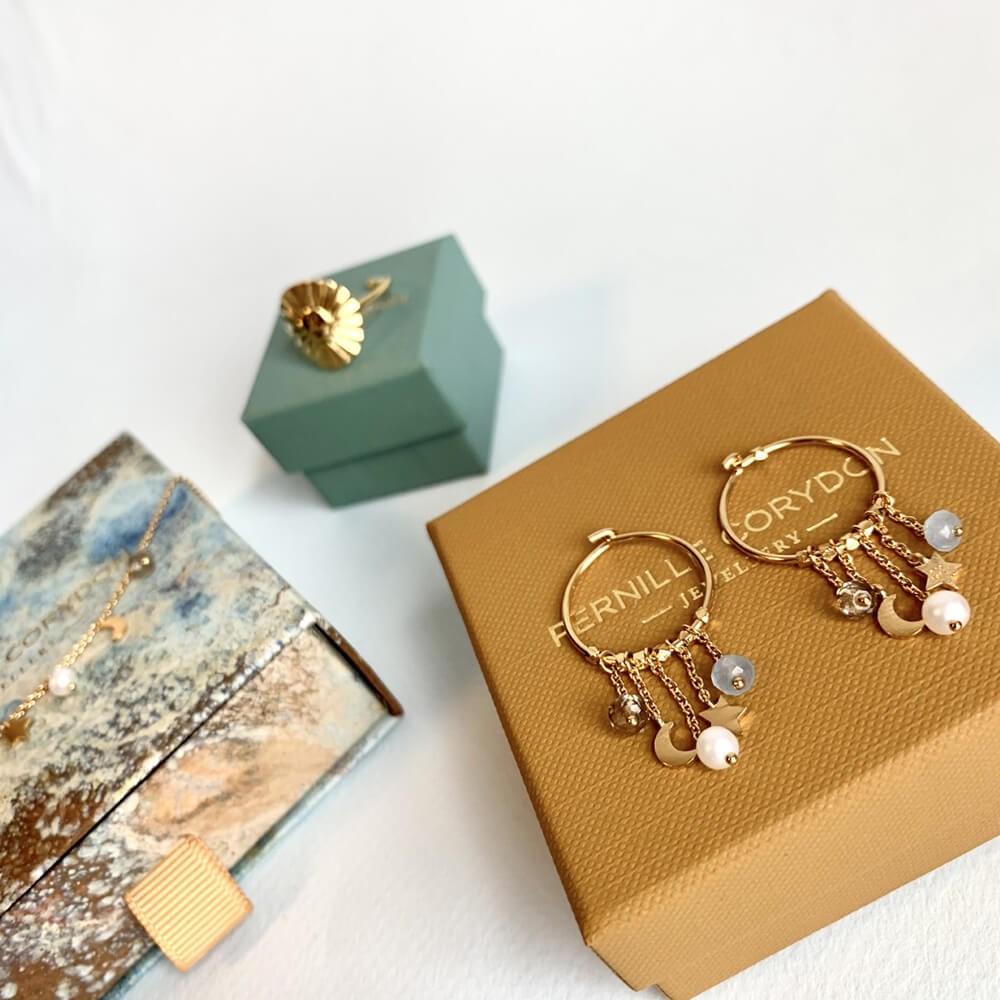 Pernille Corydon nyheder | Shop Pernille Corydon smykker