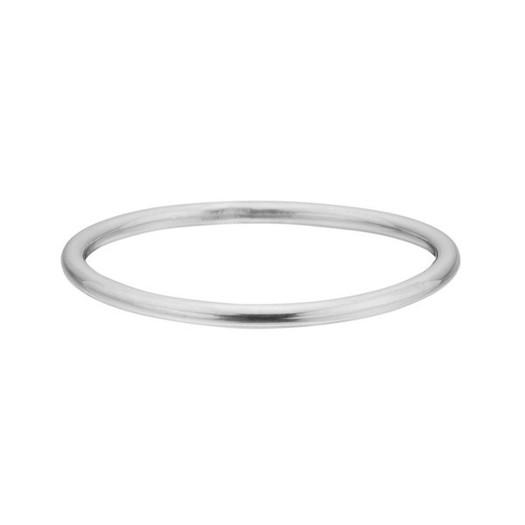 Enamel - Simple Ring i sølv