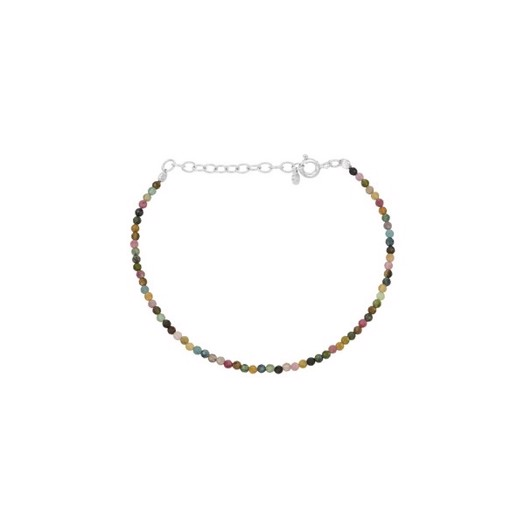 Pernille Corydon - Turmalin Armbånd sølv