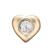 Christina collect - Element -  Topaz Heart