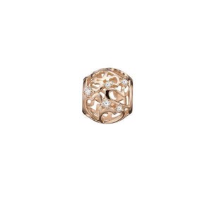 Christina Collect 14 kt. guld charm - Magic Hearts 693-RG11