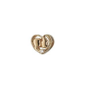Christina Jewelry - Forgyldt charm Mother & Child 623-G107