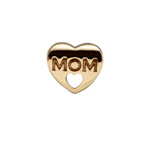 Christina Collect forgyldt charms - My Mom -  630-G54Mom
