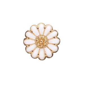 Christina Jewelry and Watches - Forgyldt charm - 650-G39 - MARGUERITE