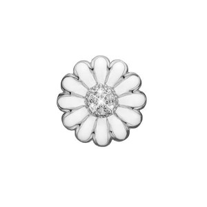 Christina Jewelry and Watches - Sølv charm - 650-S38 - TOPAZ MARGUERITE