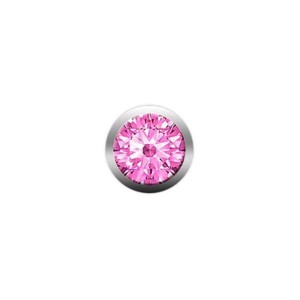 Christina Collect - STOR pink safir