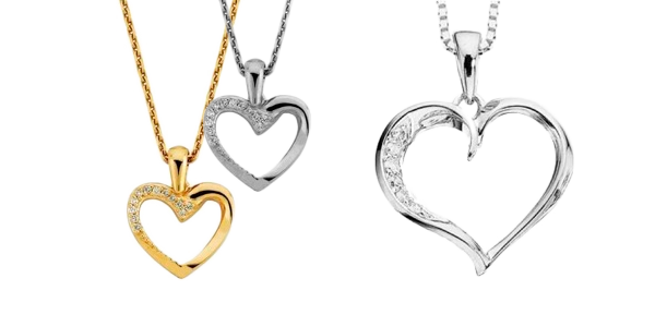 15ad7da7c52 Halskæder i sølv og guld til kvinder og mænd - SPAR -10 %