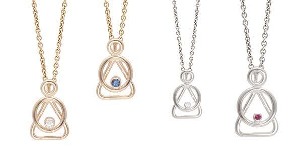 dansk design smykker